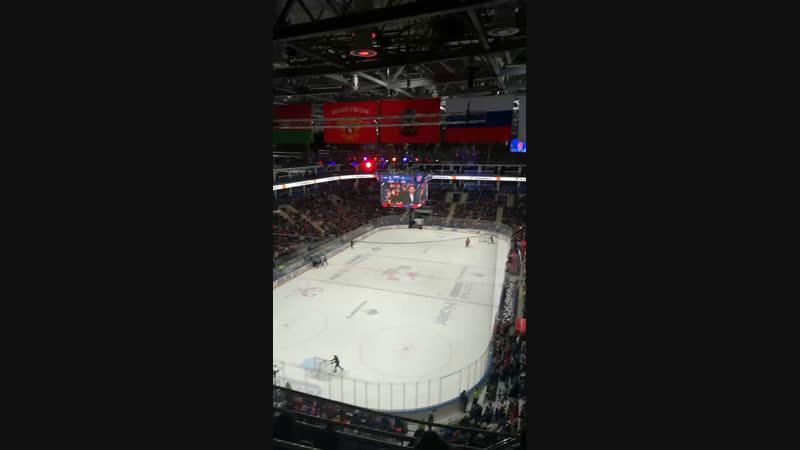 Хоккей 2019 ничья булиты