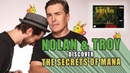 Nolan North and Troy Baker Discover the Secrets of Mana