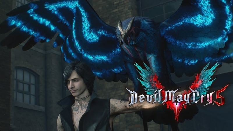 Devil May Cry 5 Main Trailer