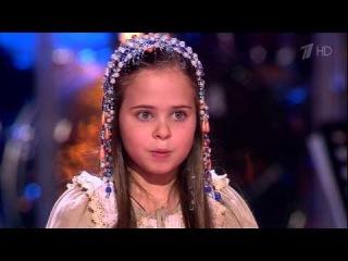 Голос Дети - Дарья Лебедева, Ольга Сараканиди, Арина Петрова (Поединки. Пелагея)