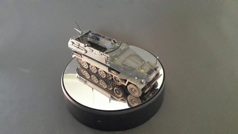 Sd.Kfz.251/1Ausf.A . 1/35 . ICM