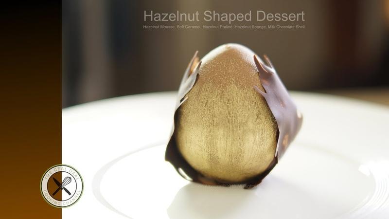 Пирожное Лесной орех от Седрика Гроле с рецептом!