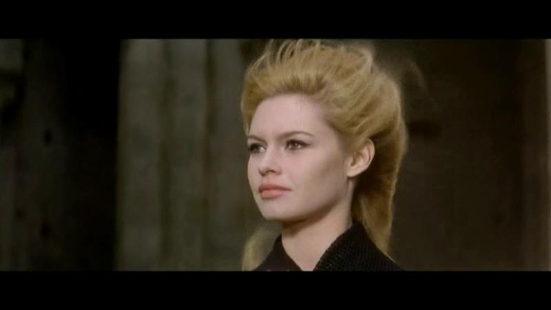 Roger Vadim - Le repos du guerrier (1962) (Brigitte Bardot, Robert Hossein Final Scene) [Subs Spa]