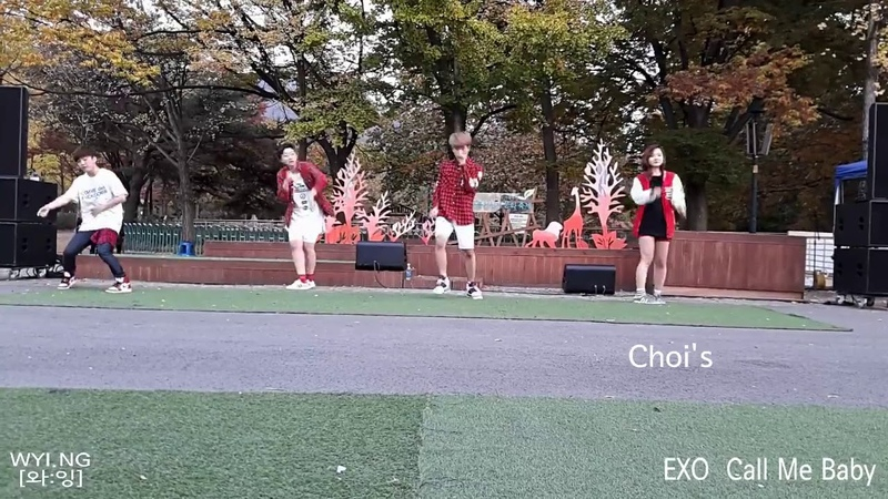 [14U Predebut] Luha - Call Me Baby (EXO) with WYING team Dance Cover
