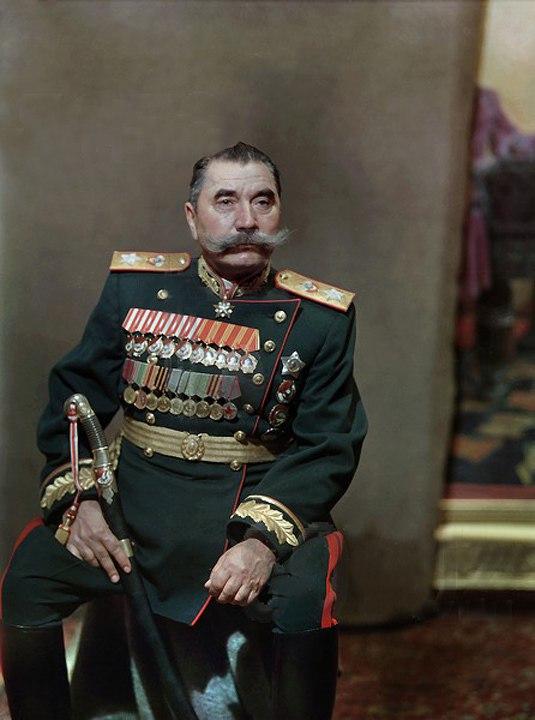 Будённый Семён Михайлович