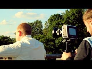 Со съёмочной площадки Сплав Слов / Съёмки клипа Флой - Береги любимых