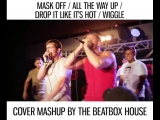 swissbeatbox This is such an epic video. One of the best beatbox crews in the world is performing and incredible hip hop medley.