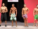 Muscle and Fitness Mens Physique Contest Held at Olympia Weekend 2010 5of5