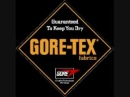 GORETEX featuring RALFUS / BRAINS GONNA BURST