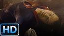 Смерть Супермена / Бэтмен против Супермена На заре справедливости 2016