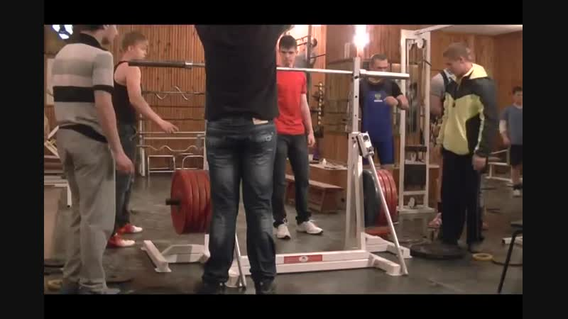 Powerlifting (Алигал 2014.05.18) Жим