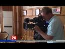 Съёмочная группа из Австрии снимает первый выпуск документальной передачи «Культурный тур с Холиндером»