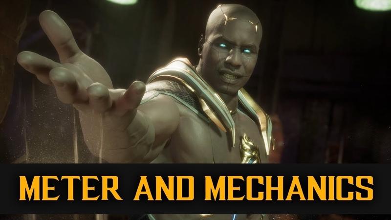 MK11 Explained - Meter and Mechanics