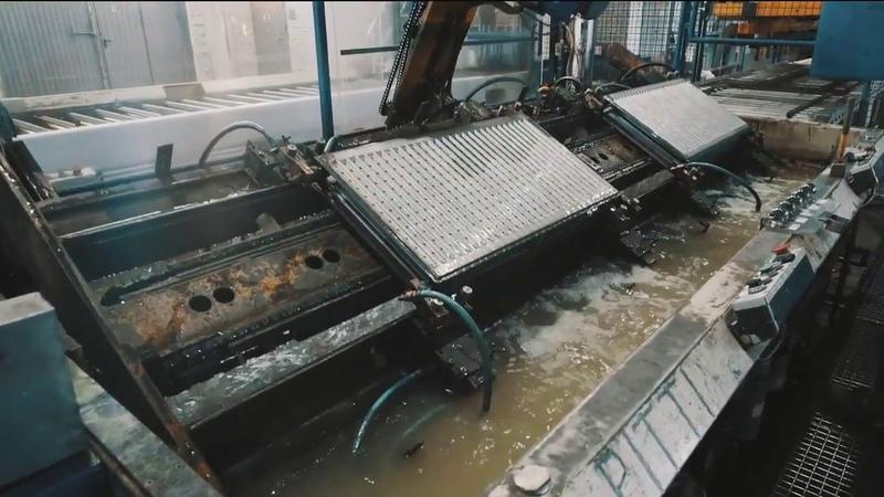 Завод по производству стальных панельных радиаторов Buderus в г. Энгельс