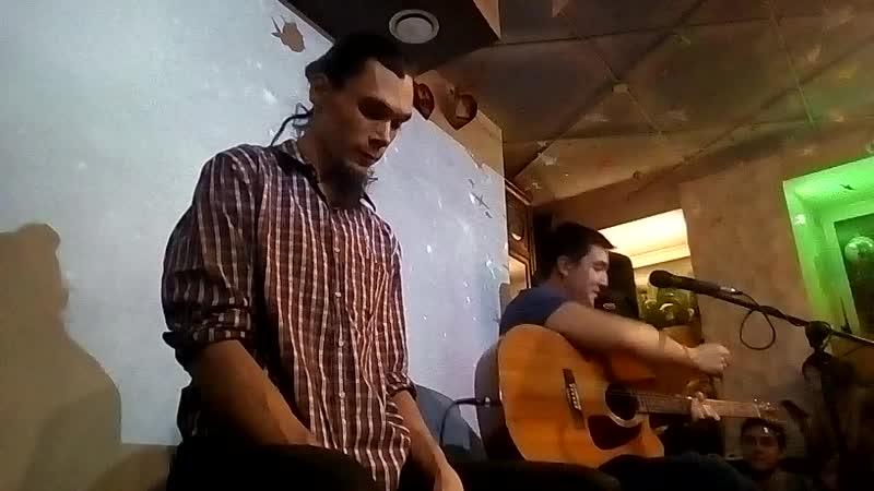 Андрей Мишенцев Перкуссия - концерт Марата Нигматулина
