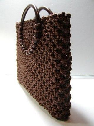 Сумки/Вязаные сумки.