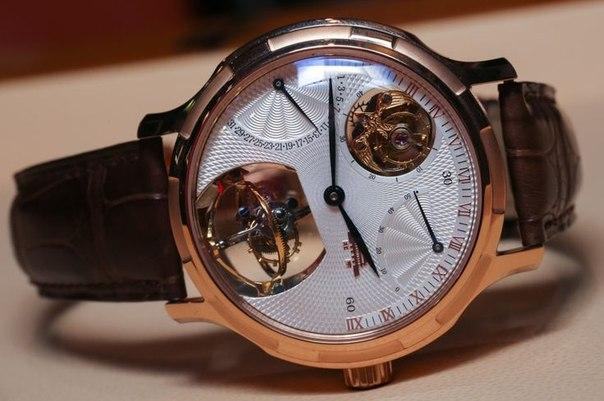 стиль-часы с турбийёном