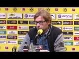 Borussia Dortmund - FC Augsburg: Pressekonferenz vor dem Spiel