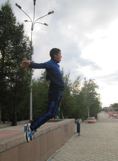 Aibek Kukeev, 14 октября 1998, Нижнекамск, id210083264