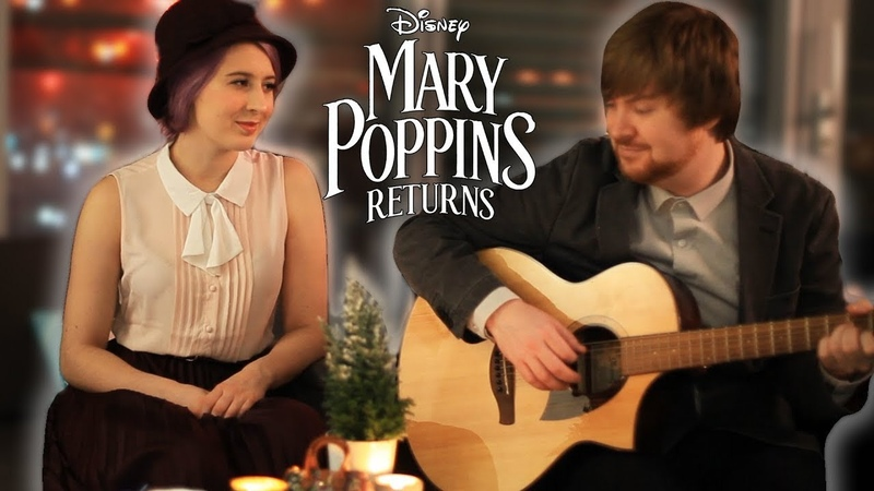 """The Place Where Lost Things Go"""" Cover Mary Poppins Returns"""
