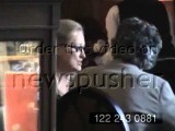 Meryl Streep @ her hotel in San Sebastian