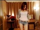 Шикарная корейская девушка Hot Korean Dance Quuen Asian Sexy Webcam HD