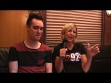 Amy Brooks interviews Brendon Urie of Panic! At the Disco