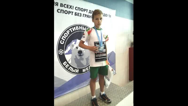 ФИНАЛ 9 этап Белый Медведь Битва спринтеров 100 кп Мельников Стас