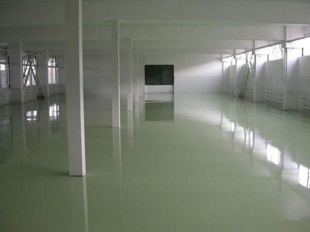 бетонные полы по грунту