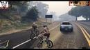 Grand Theft Auto V Online Енотный и Ромыч дави педали пока не дали