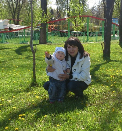 Светлана Егоркина, 1 марта , Донецк, id156985231