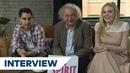 Max Minghella, Zlatko Buric Elle Fanning On Filming Teen Spirit | TIFF 2018