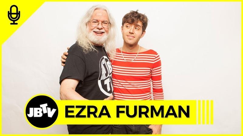 Ezra Furman - Freedom To Dress | Interview @ JBTV