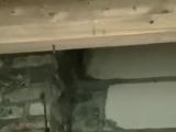 Как забить гвоздь на потолке