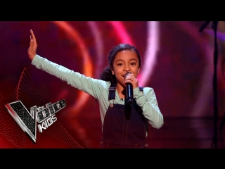 Savannah - Don't you Worry 'Bout A Thing (The Voice Kids UK 2018)