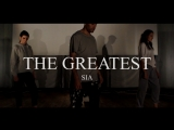 The Greatest - Sia / Karim Choreography