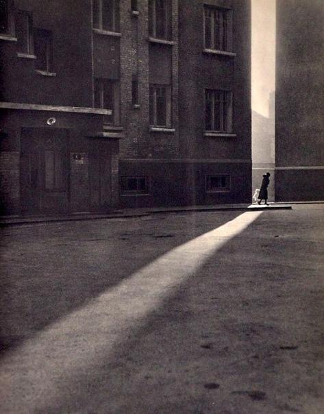 Фото романтического Парижа. 1930-е гг.