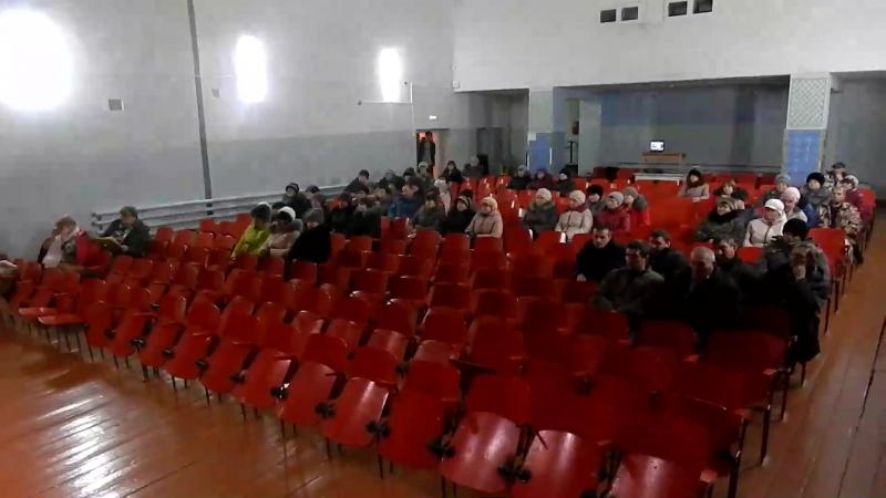 Видео итогового собрания об участии в ППМИ 2018 Михайловский сс Дуванского района РБ