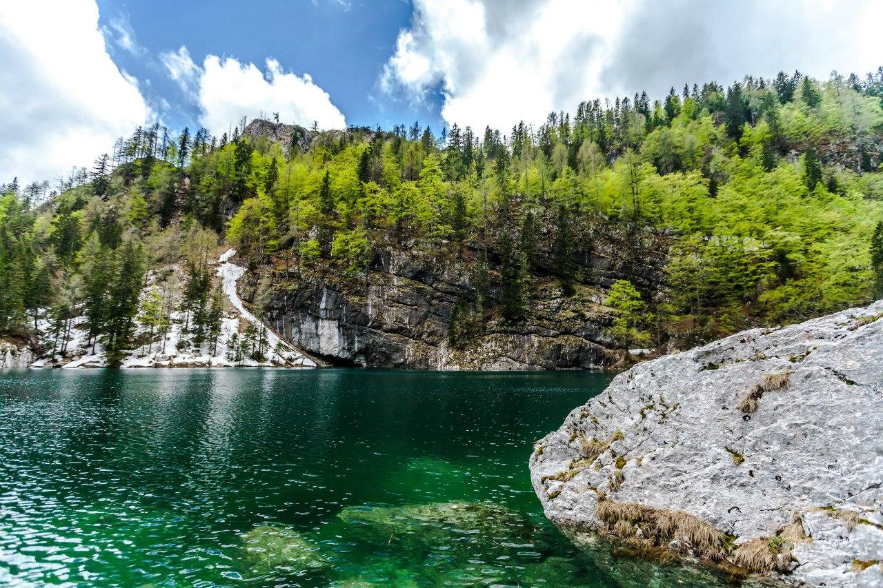 Озера Словении