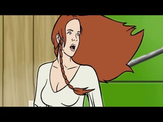 ATHF (Aqua Teen Hunger Force) | Команда Фастфуд - 5 сезон 2 серия (2х2)