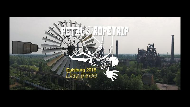 Petzl RopeTrip 2018 Duisburg Day 3