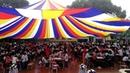 800 Học sinh đồng loạt vẽ ngoài trời