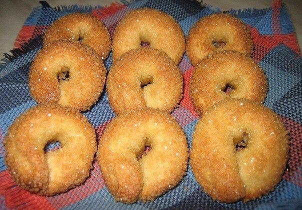 печенье домашние рецепты фото очень вкусное