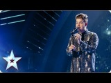 Alex Keirl singing First Time Ever I Saw Your Face | Semi-Final 4 | Britains Got Talent 2013