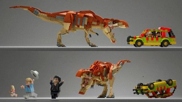 Скачать lego: мир юрского периода через торрент на pc | скачать.