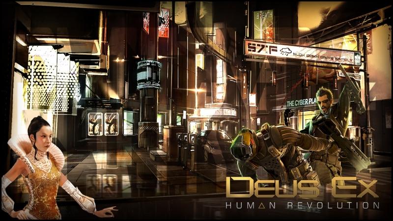 Чжао Юньжу ☛ Прохождение Deus Ex: Human Revolution ☛ 9