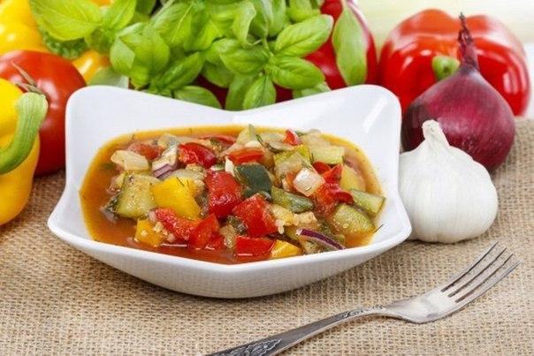 Овощное рагу с болгарским перцем: ТОП-5 рецептов