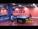 Талантливый шиповик Ван Юй 2007г р Один из сильнейших теннисистов Пекина по своему возрасту