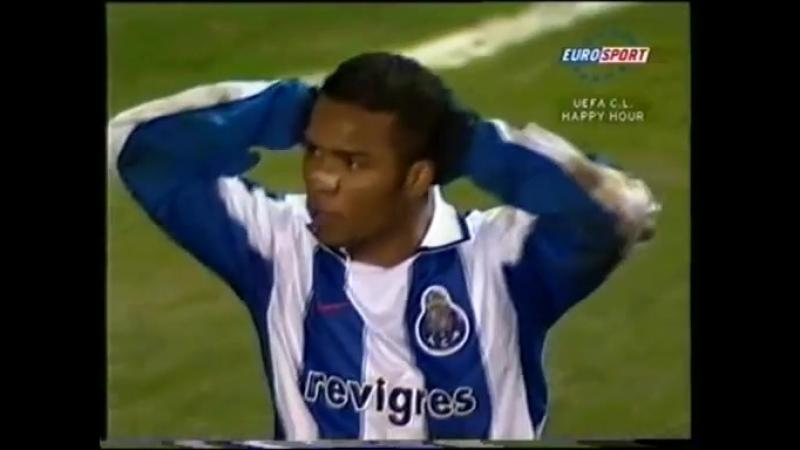186 CL-2003/2004 Manchester United - FC Porto 1:1 (09.03.2004) HL