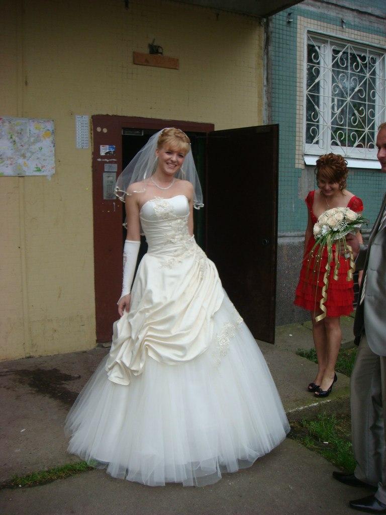 Свадебные Платья Из Питера